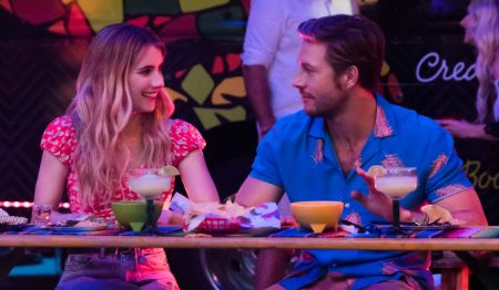 Emma Roberts and Luke Bracey are coming in Holidate